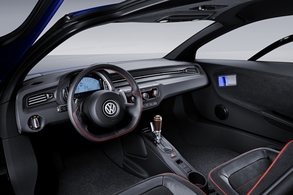 Volkswagen XL Sport Concept - Mondial 2014 - Photo n°6