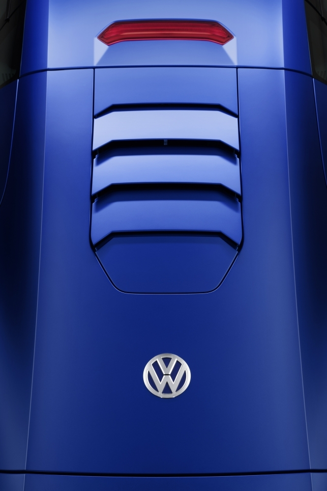 Volkswagen XL Sport Concept - Mondial 2014 - Photo n°7