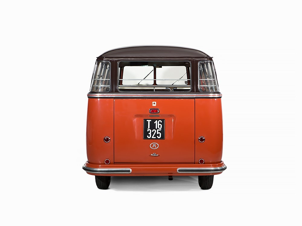 190 000 euros le Combi Volkswagen ! - Photo n°4