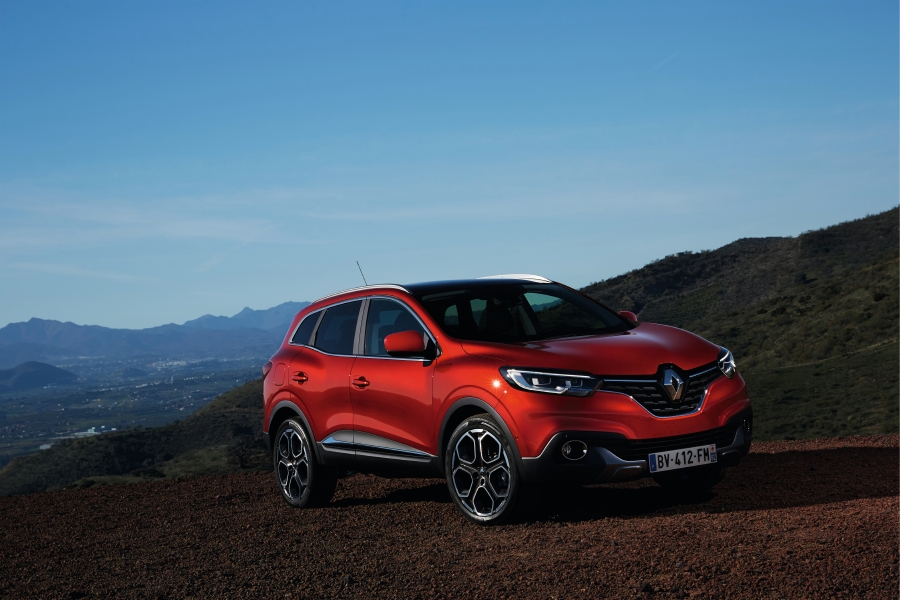 Kadjar, Renault mondiale - Photo n°1
