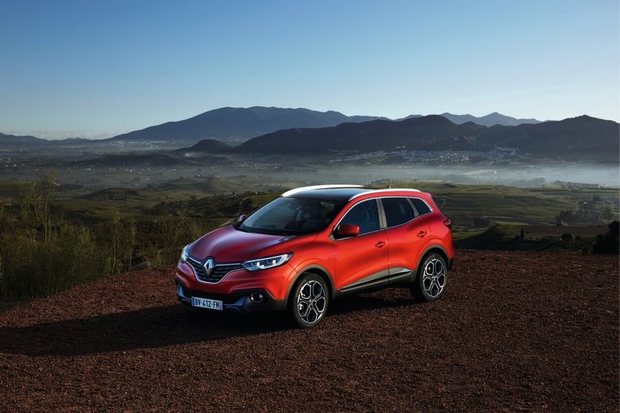 Kadjar, Renault mondiale - Photo n°2