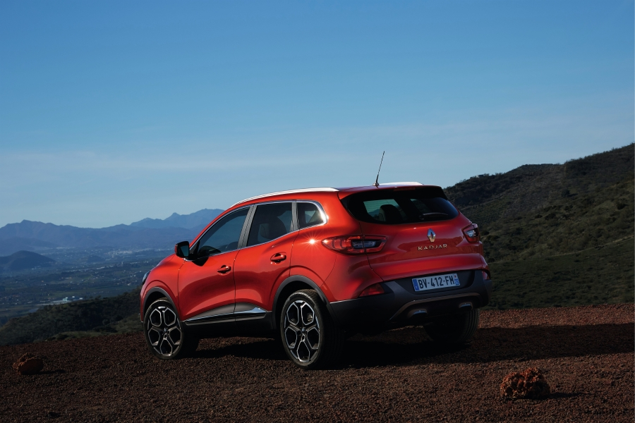 Kadjar, Renault mondiale - Photo n°4
