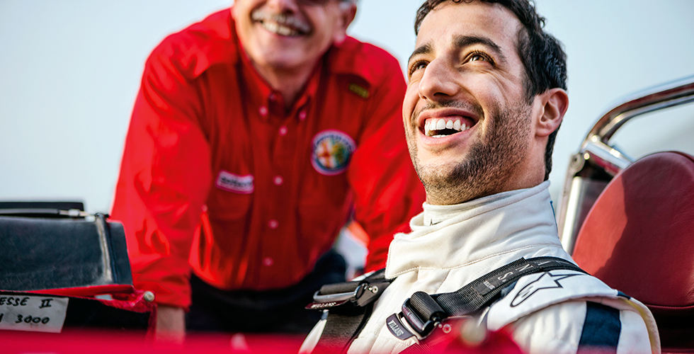 Daniel Ricciardo, la cool attitude. - Photo n°7