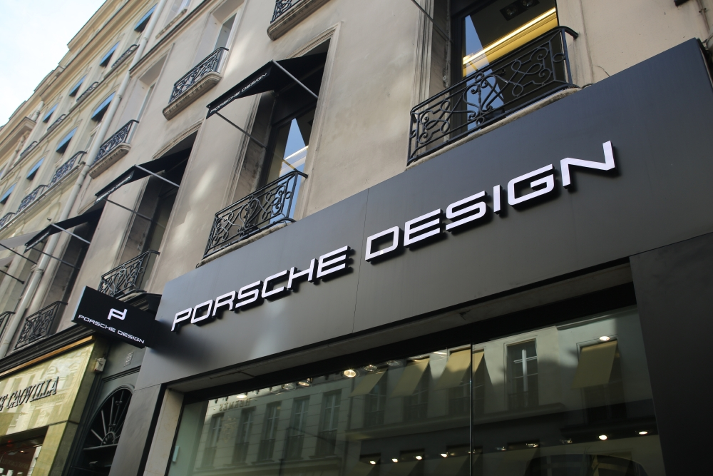 À Paris, le luxe selon Porsche Design - Photo n°1