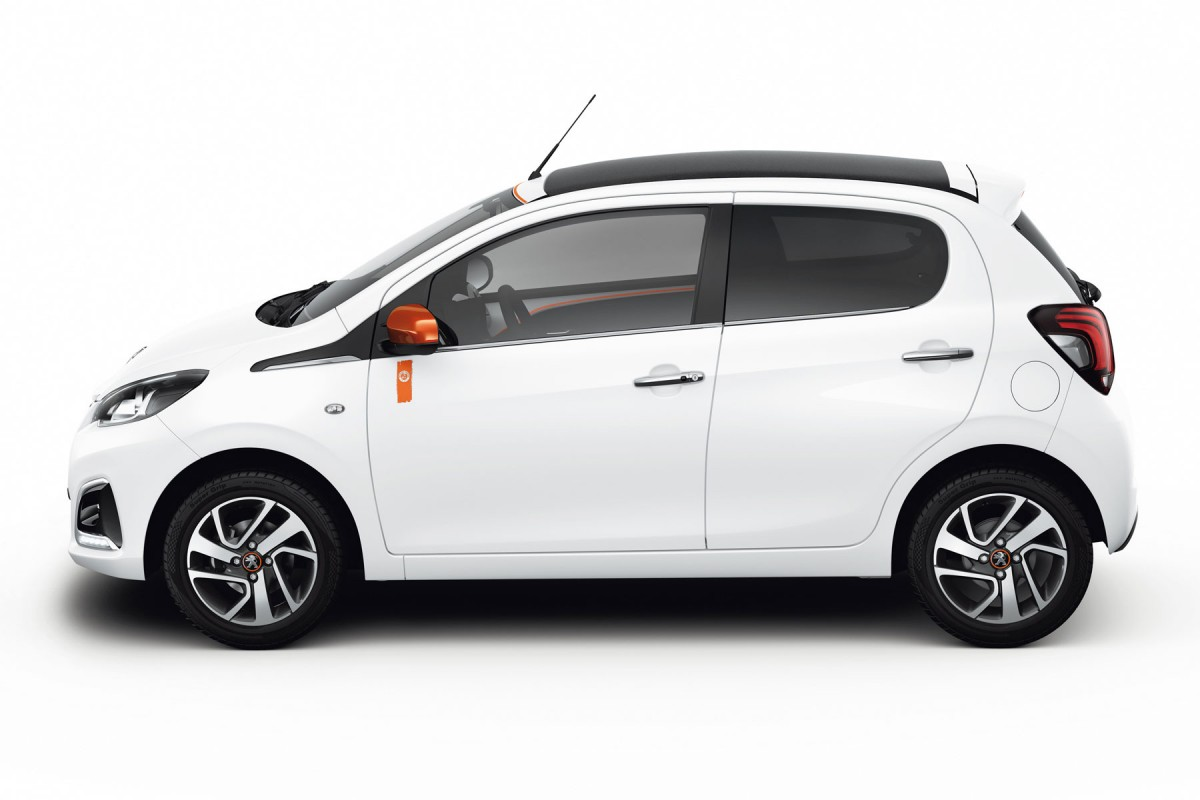 Peugeot 108 Roland Garros : Tradition - Photo n°3