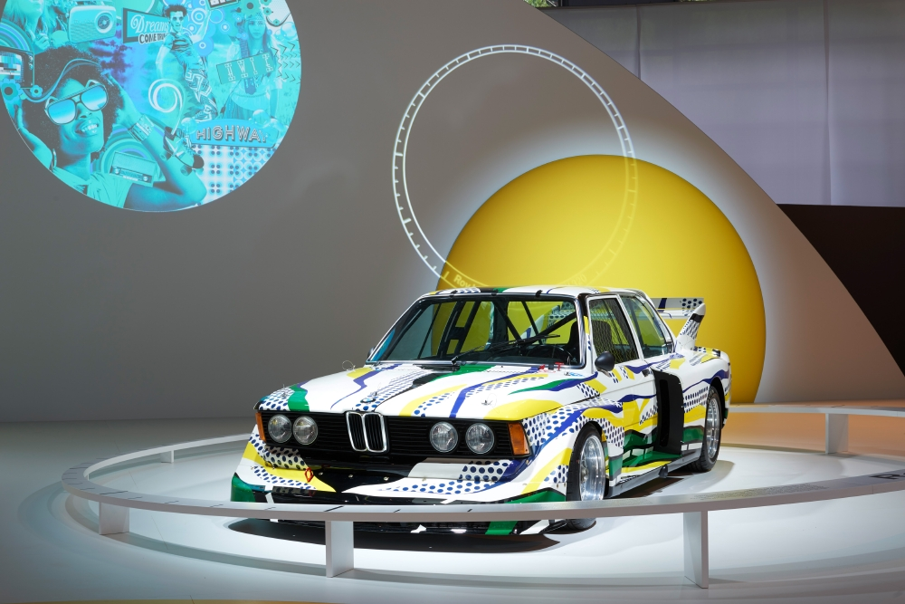 40 ans d'Art Cars BMW à la Villa d'Este - Photo n°8