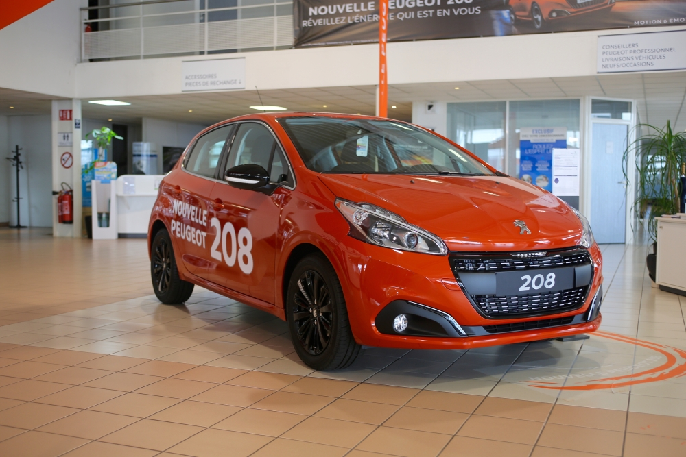 Essai nouvelle Peugeot 208 : Sanguine ! - Photo n°1