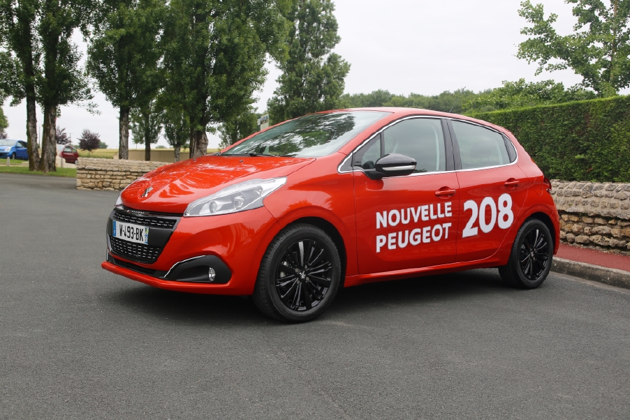 Essai nouvelle Peugeot 208 : Sanguine ! - Photo n°3