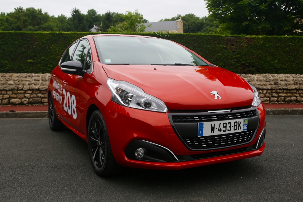 Essai nouvelle Peugeot 208 : Sanguine ! - Photo n°4