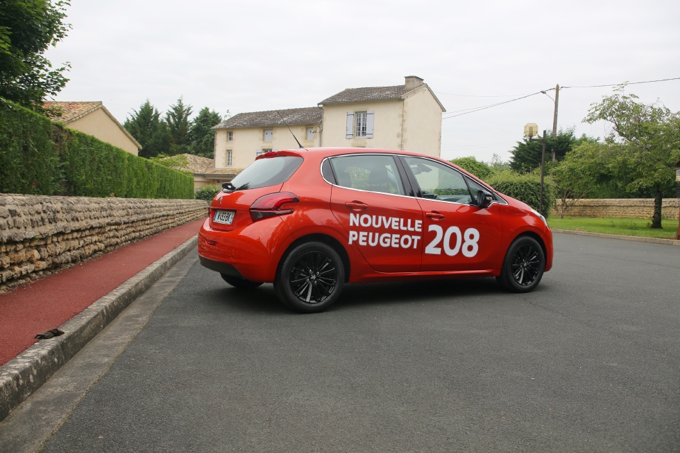 Essai nouvelle Peugeot 208 : Sanguine ! - Photo n°5