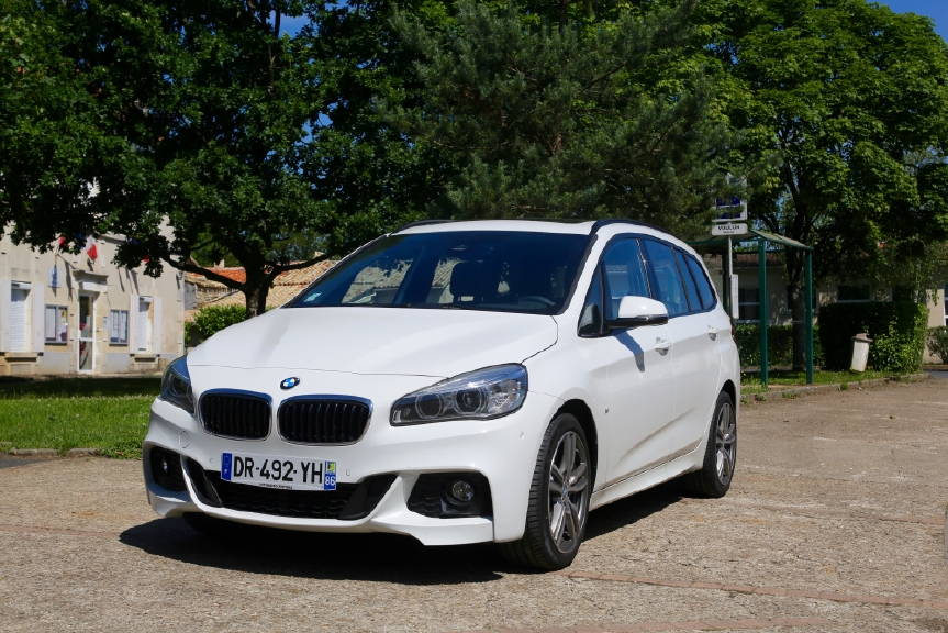 Essai BMW Serie 2 Gran Tourer : Familiale ! - Photo n°2
