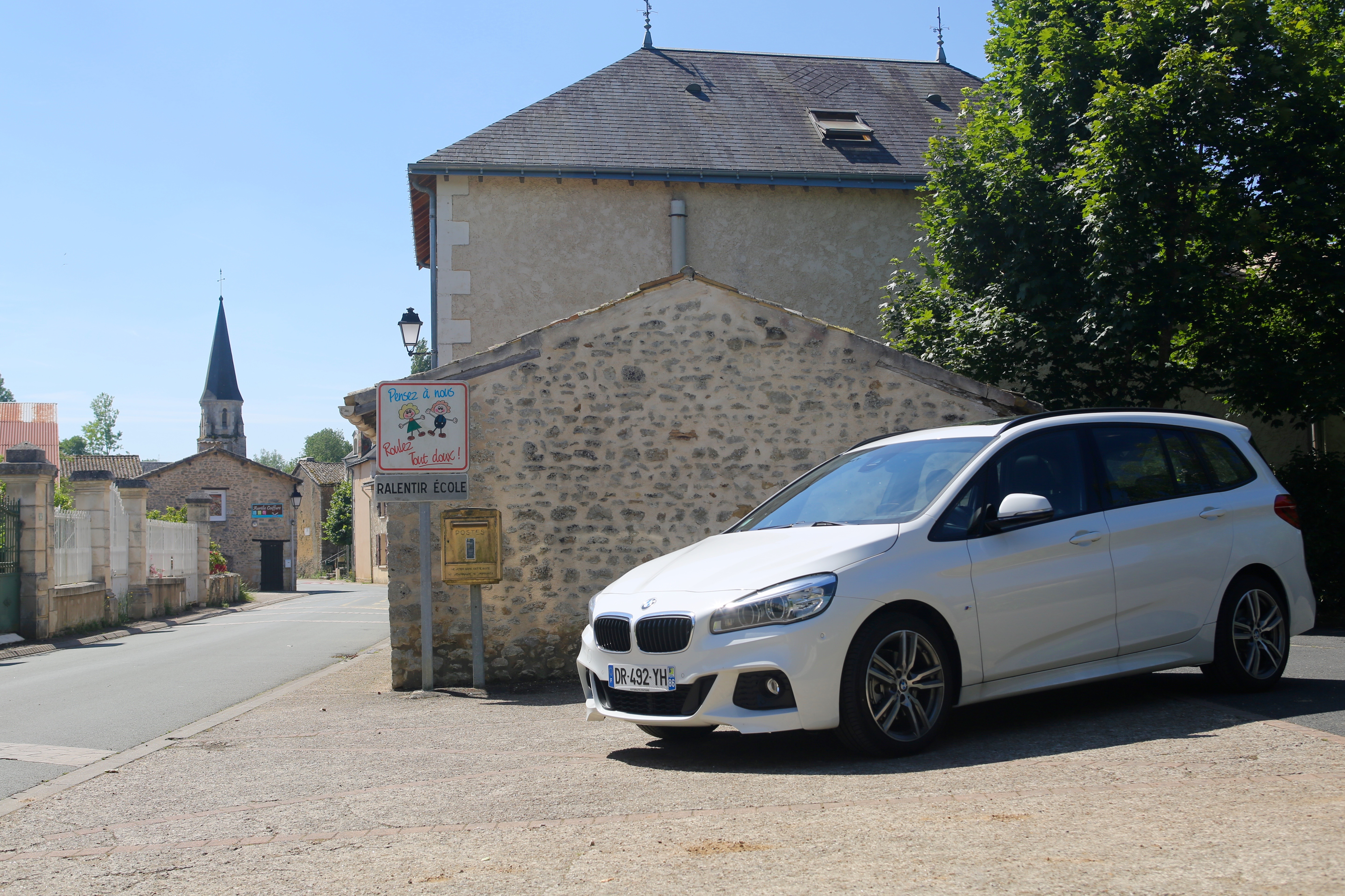 Essai BMW Serie 2 Gran Tourer : Familiale ! - Photo n°4