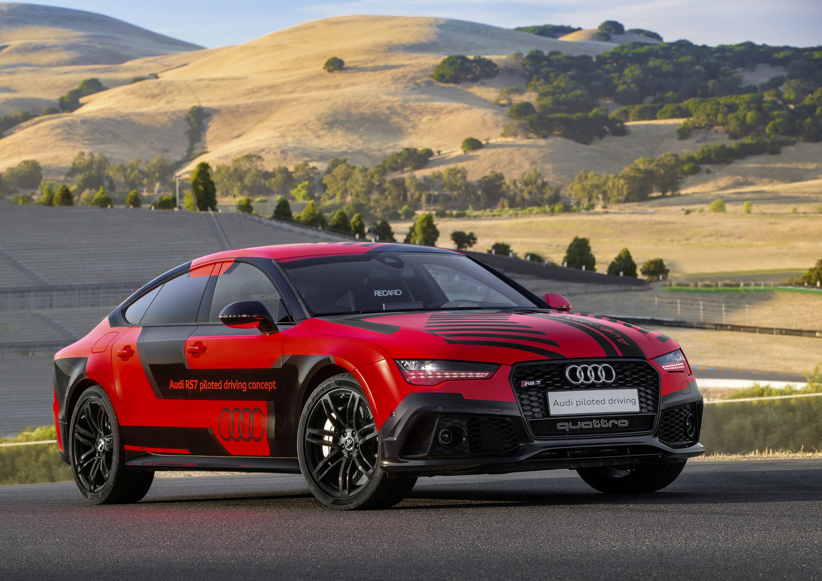 Des nouvelles de la RS7 Piloted Driving - Photo n°5