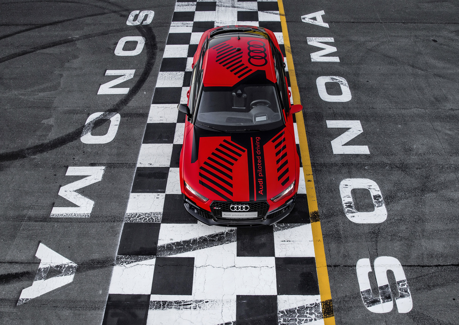 Des nouvelles de la RS7 Piloted Driving - Photo n°7