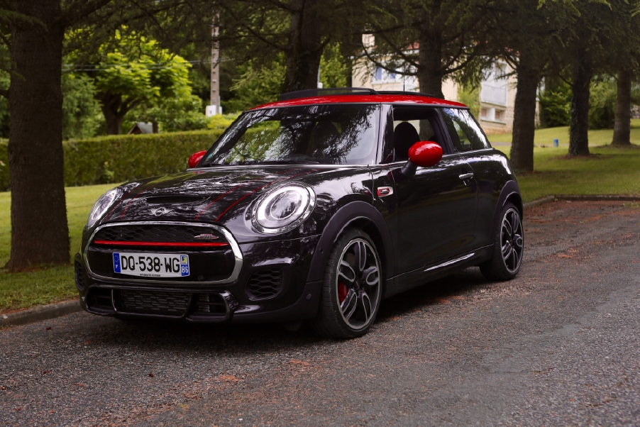 Essai Mini John Cooper Works : Plaisir égoïste - Photo n°1