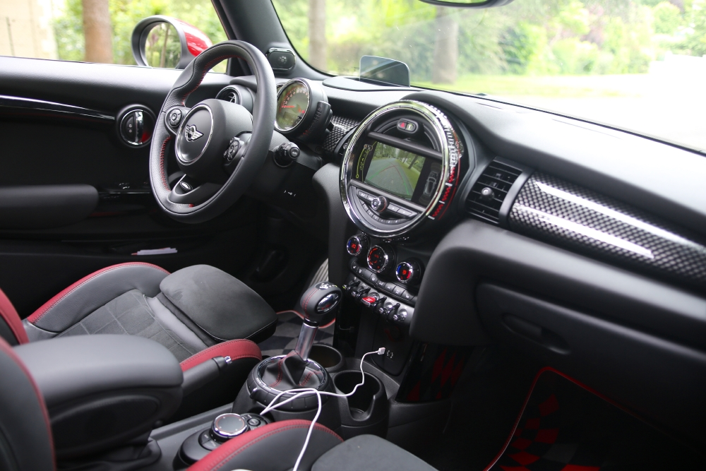 Essai Mini John Cooper Works : Plaisir égoïste - Photo n°11