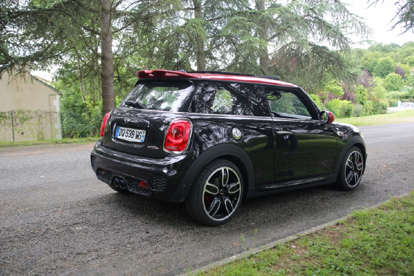 Essai Mini John Cooper Works : Plaisir égoïste - Photo n°12