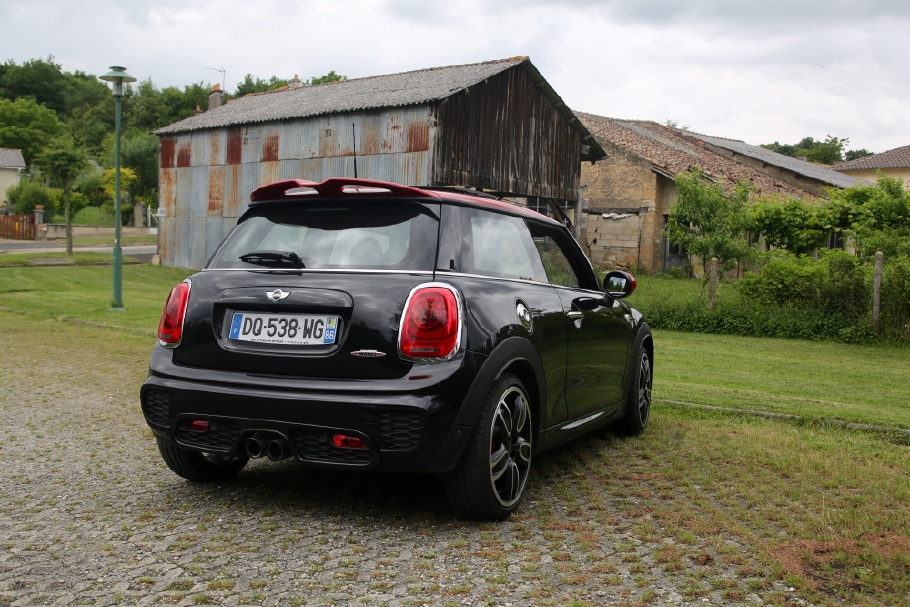Essai Mini John Cooper Works : Plaisir égoïste - Photo n°8
