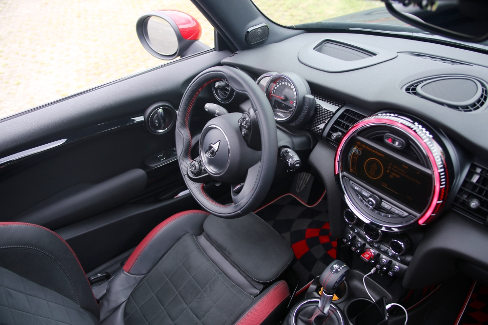 Essai Mini John Cooper Works : Plaisir égoïste - Photo n°9