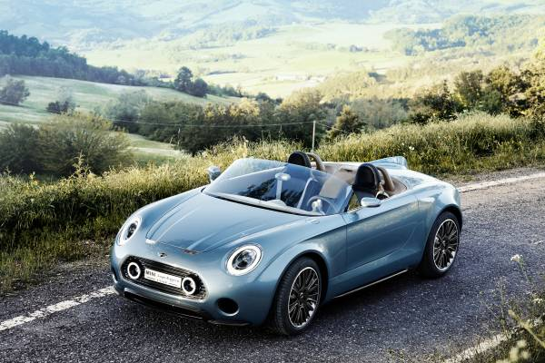 La Mini Superleggera désirée - Photo n°1