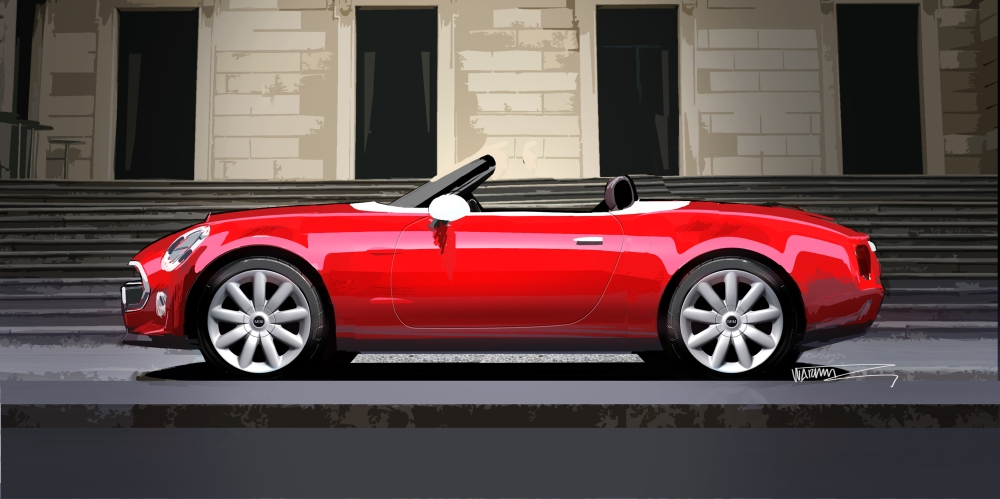 La Mini Superleggera désirée - Photo n°7
