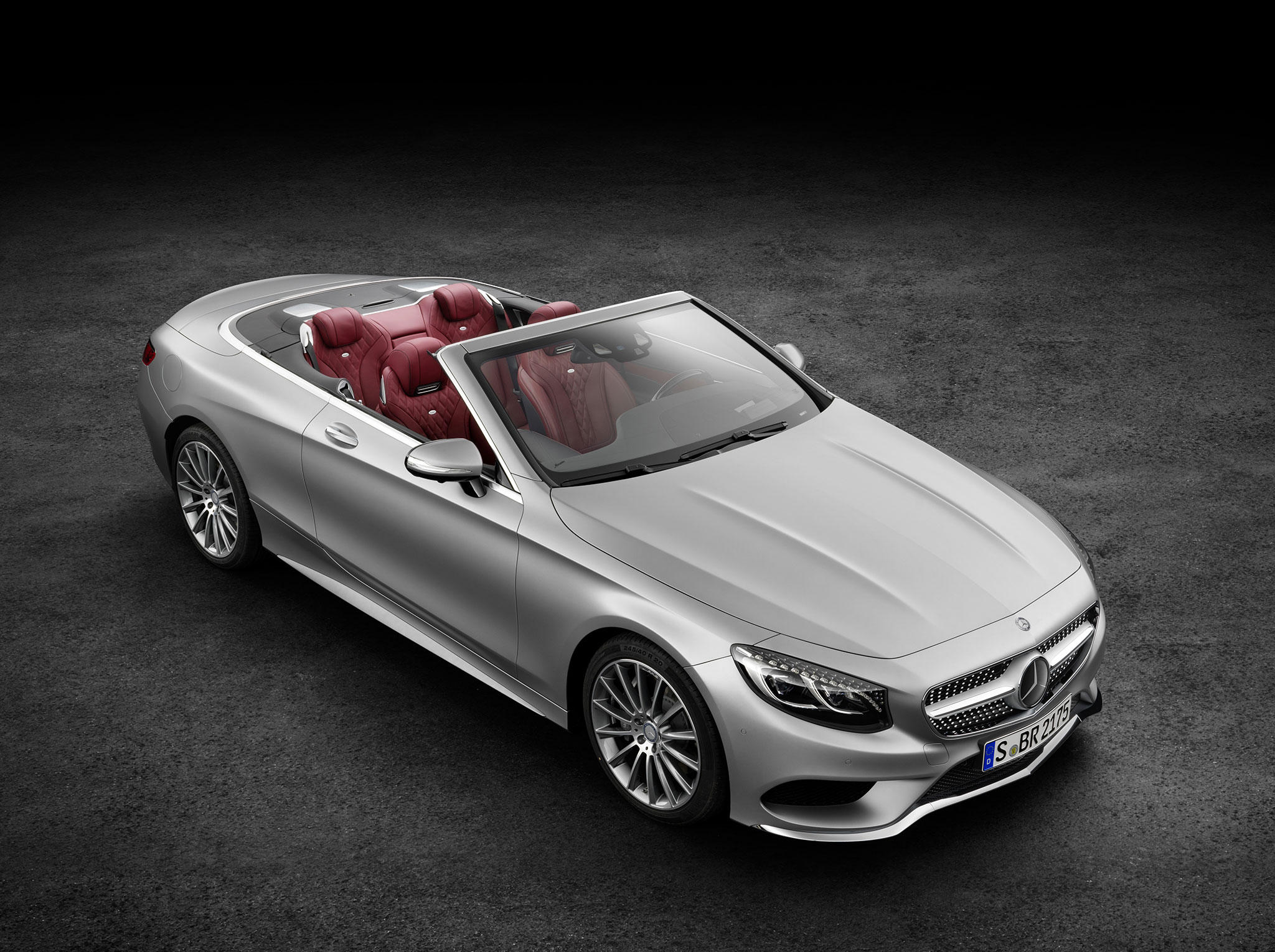 Mercedes Classe S cabriolet : Grand luxe ! - Photo n°2
