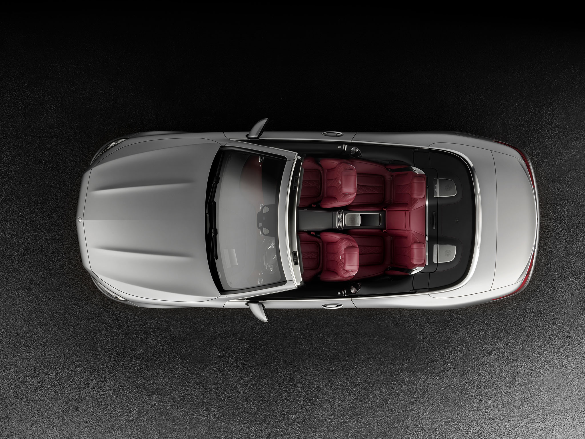 Mercedes Classe S cabriolet : Grand luxe ! - Photo n°11