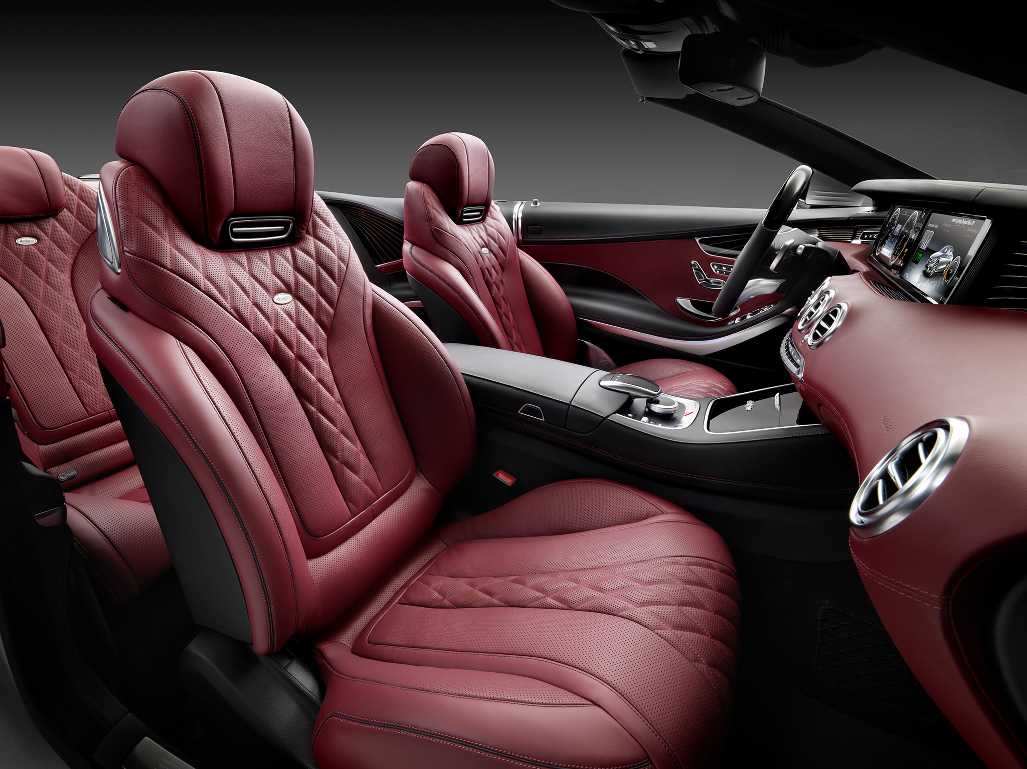 Mercedes Classe S cabriolet : Grand luxe ! - Photo n°13