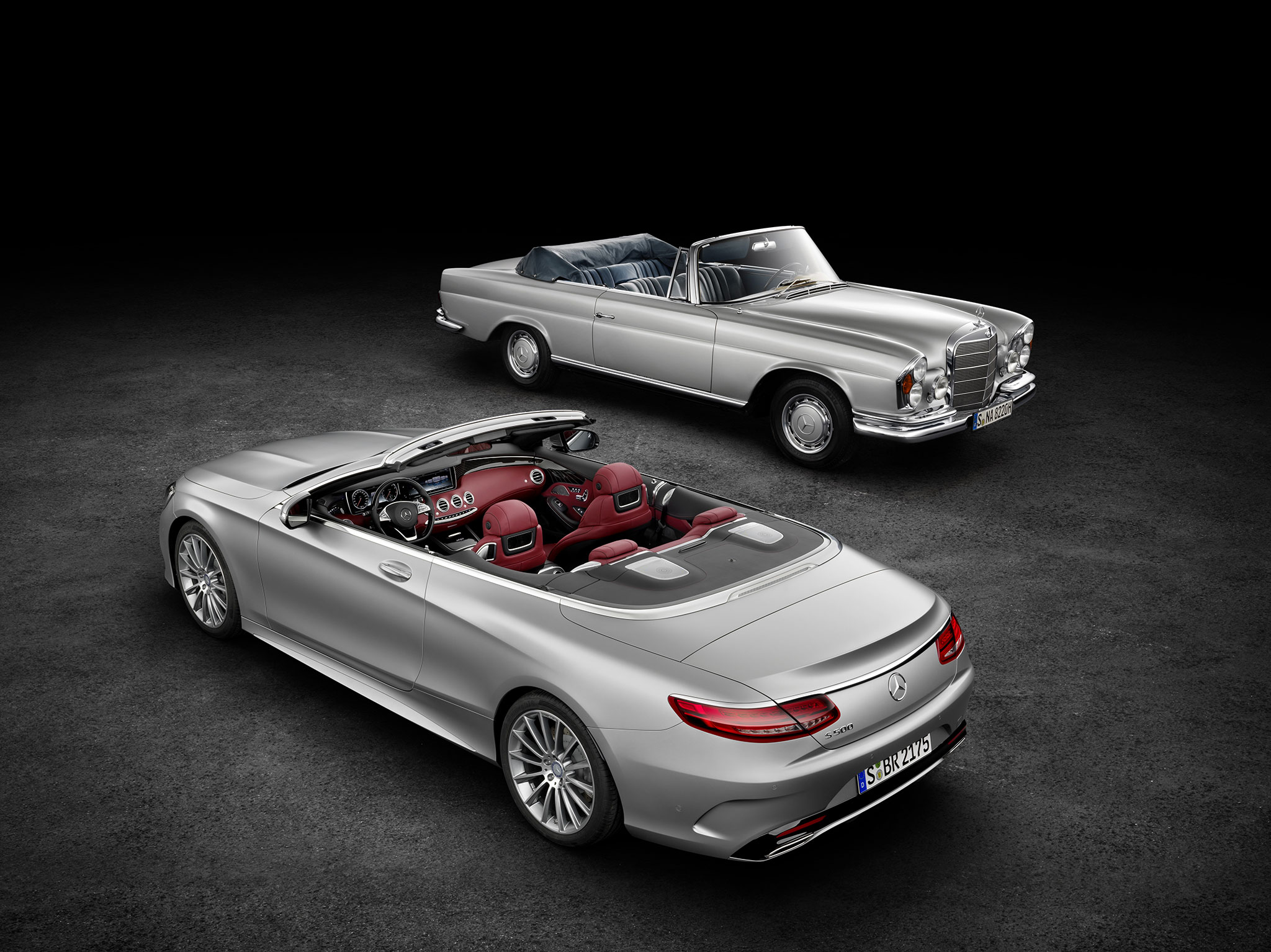 Mercedes Classe S cabriolet : Grand luxe ! - Photo n°17