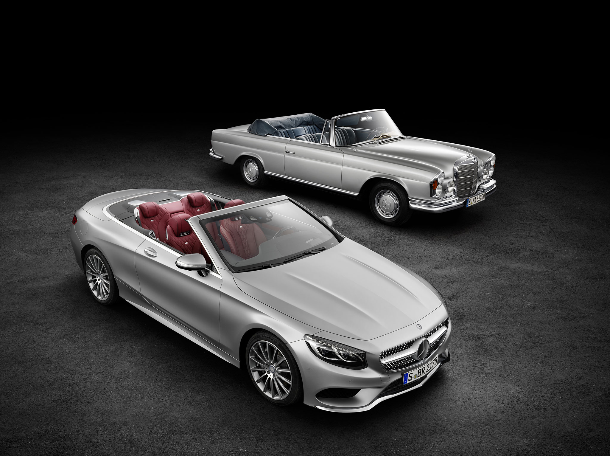 Mercedes Classe S cabriolet : Grand luxe ! - Photo n°18
