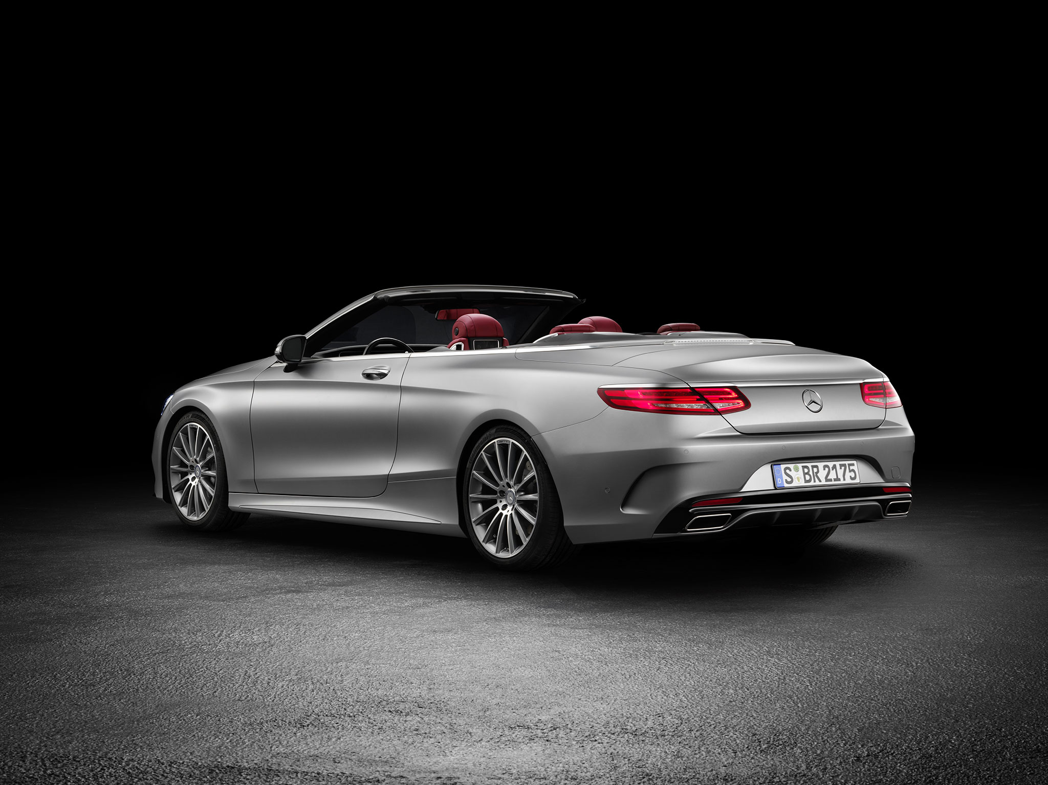 Mercedes Classe S cabriolet : Grand luxe ! - Photo n°3