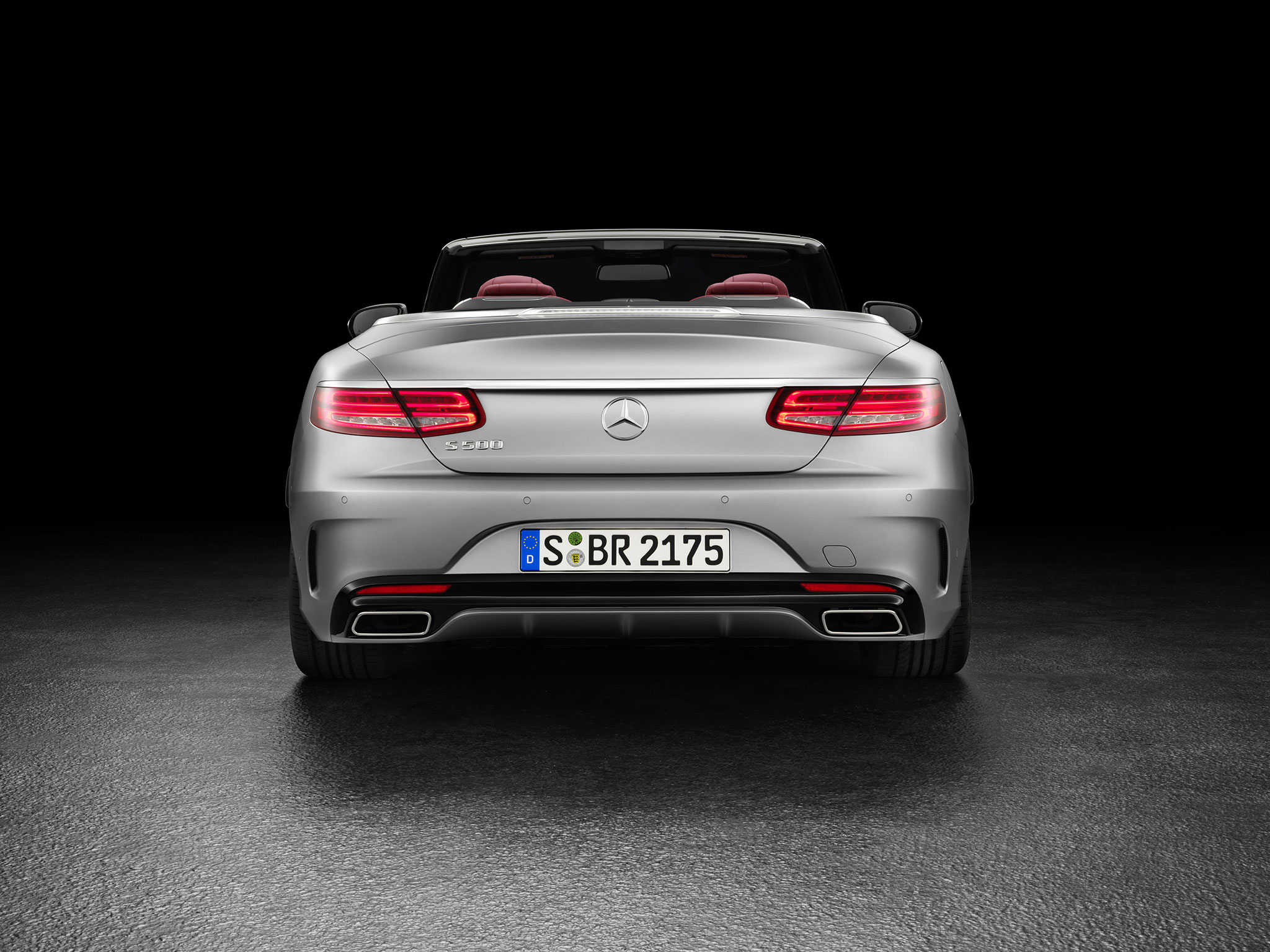 Mercedes Classe S cabriolet : Grand luxe ! - Photo n°7