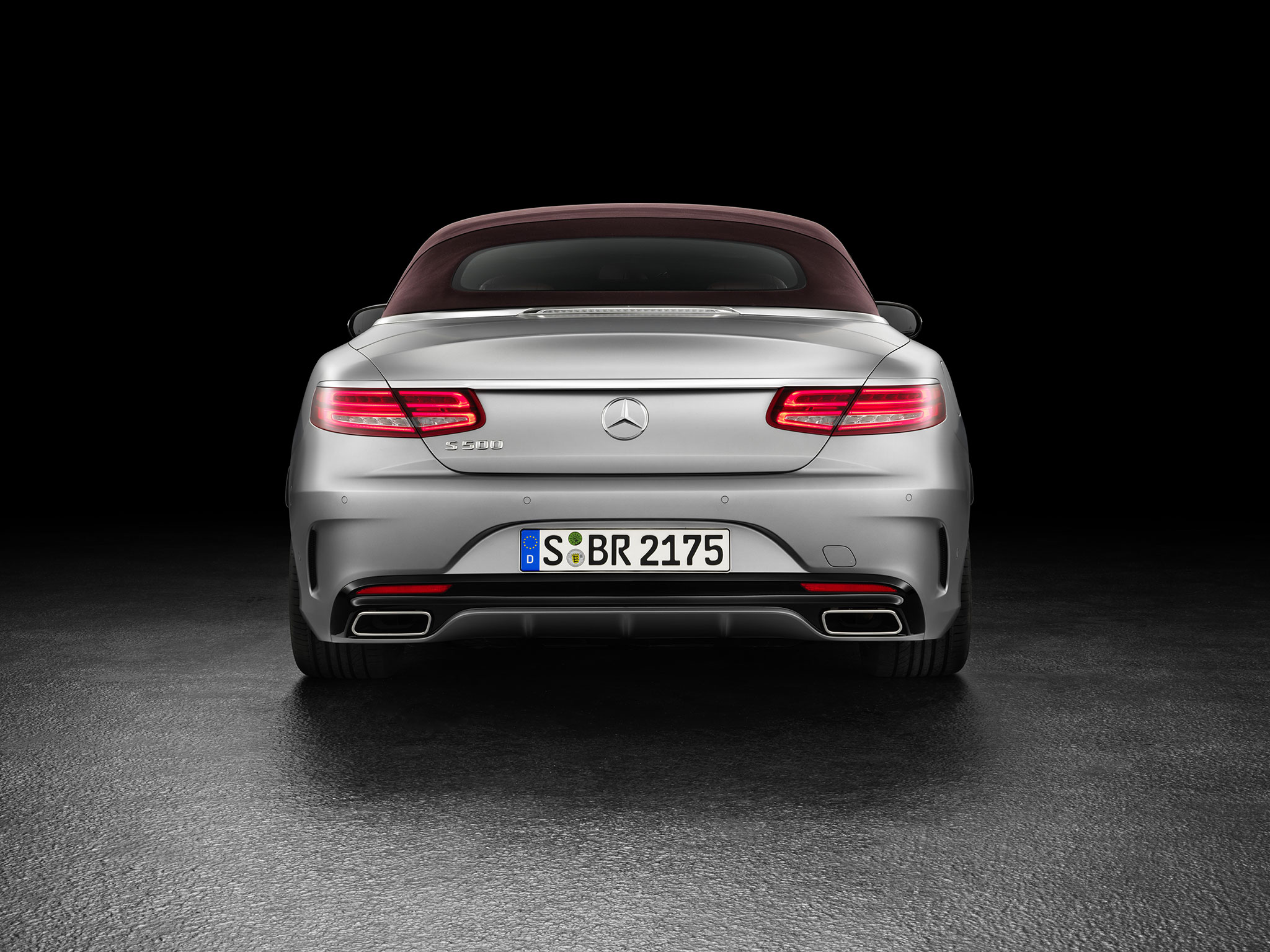Mercedes Classe S cabriolet : Grand luxe ! - Photo n°8
