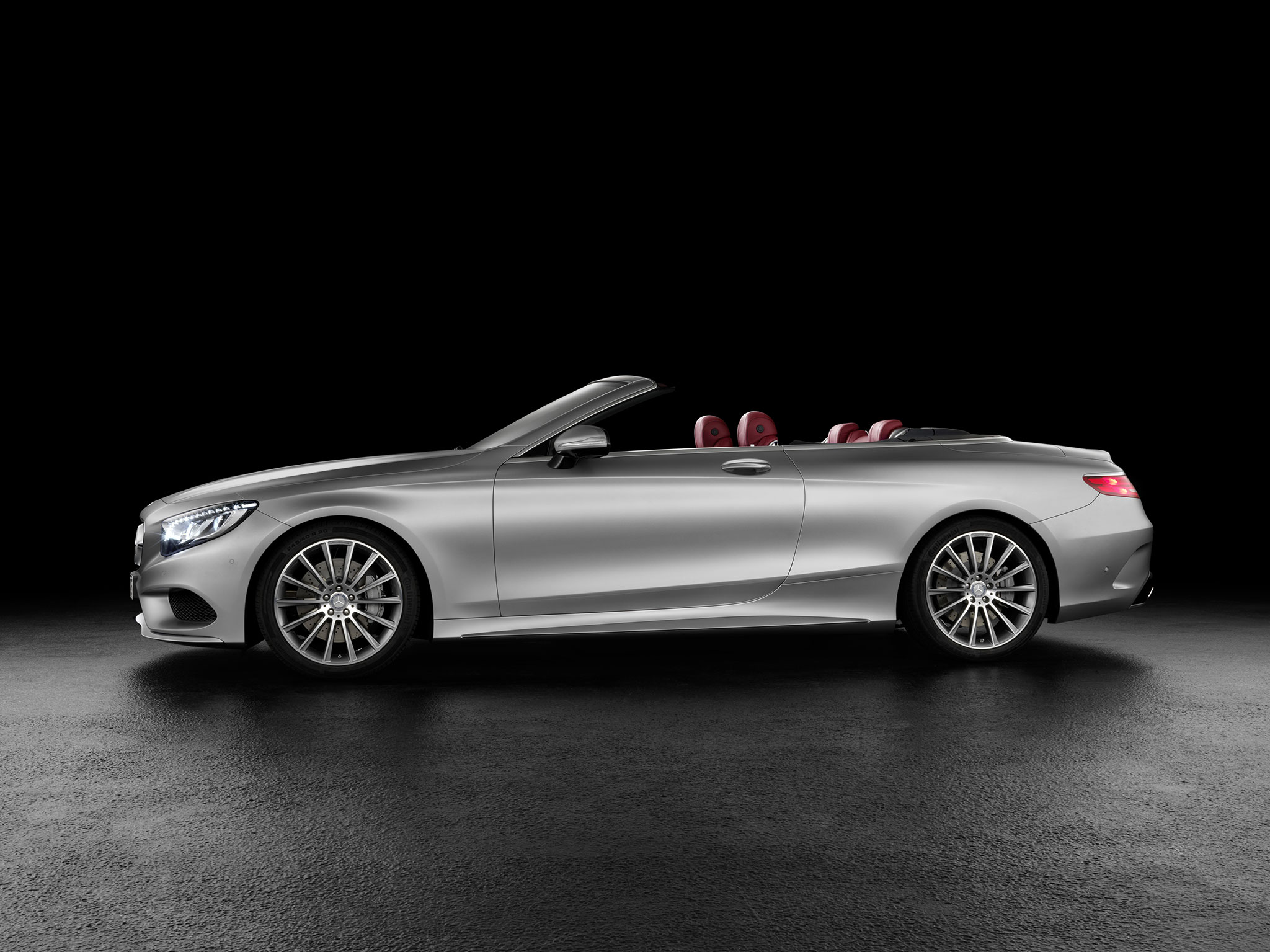 Mercedes Classe S cabriolet : Grand luxe ! - Photo n°9