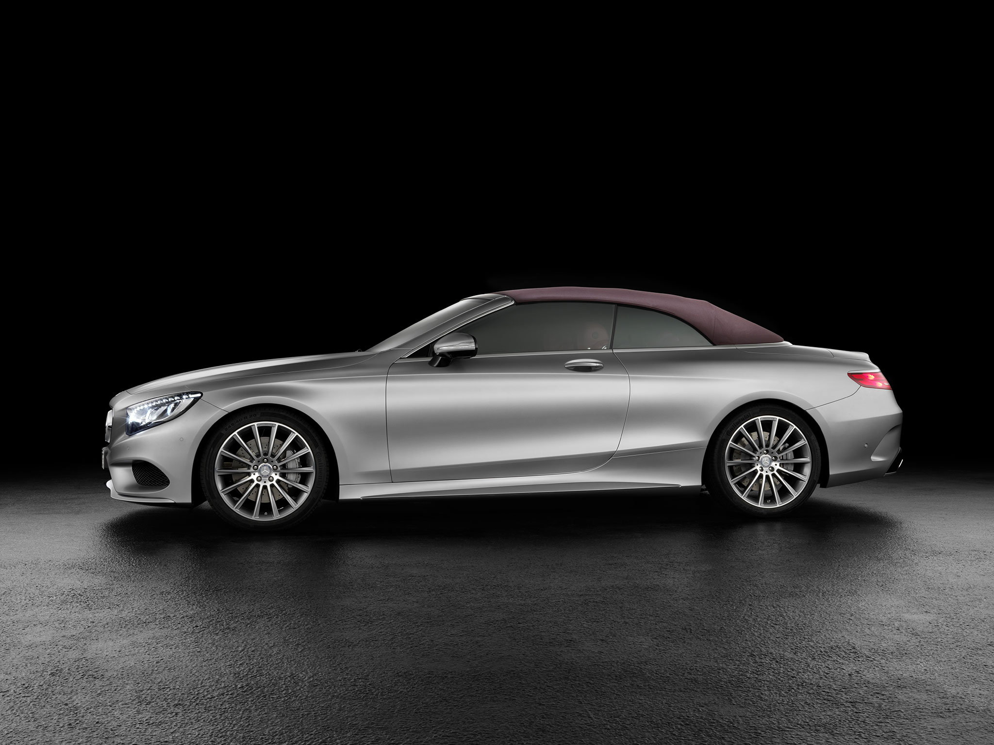 Mercedes Classe S cabriolet : Grand luxe ! - Photo n°10