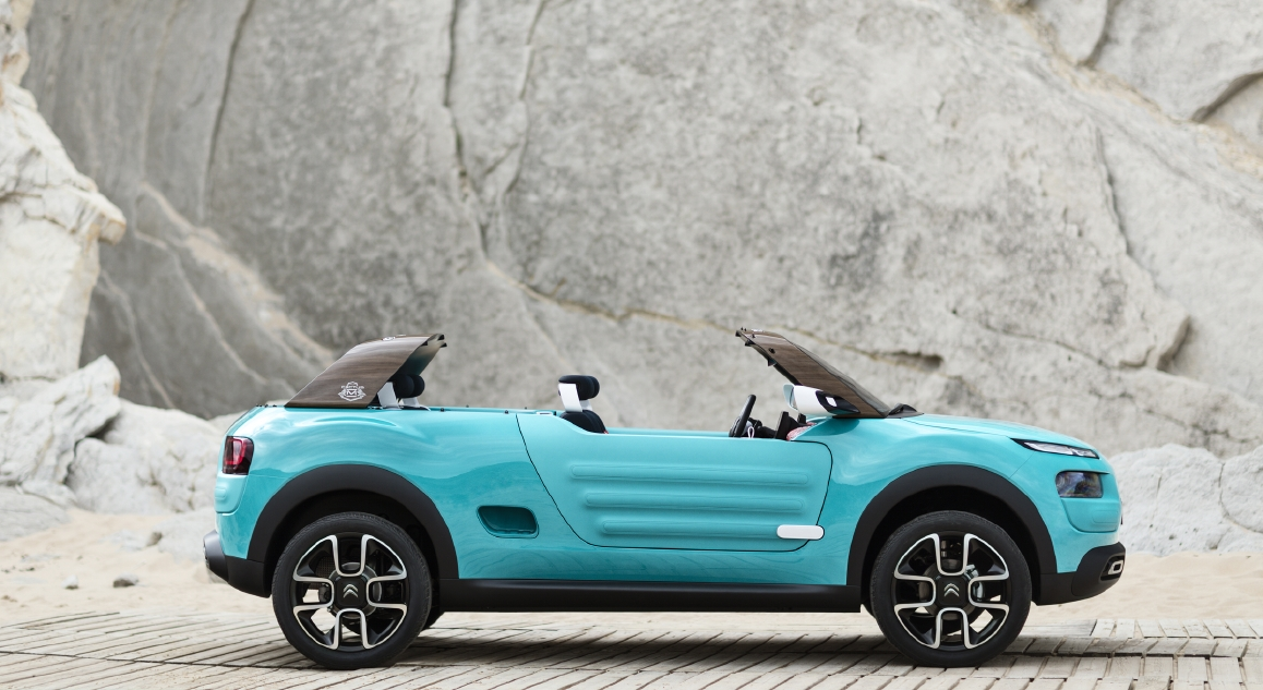 Citroën Cactus M concept : Explication de texte - Photo n°2