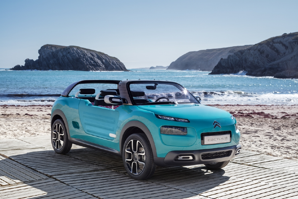 Citroën Cactus M concept : Explication de texte - Photo n°3