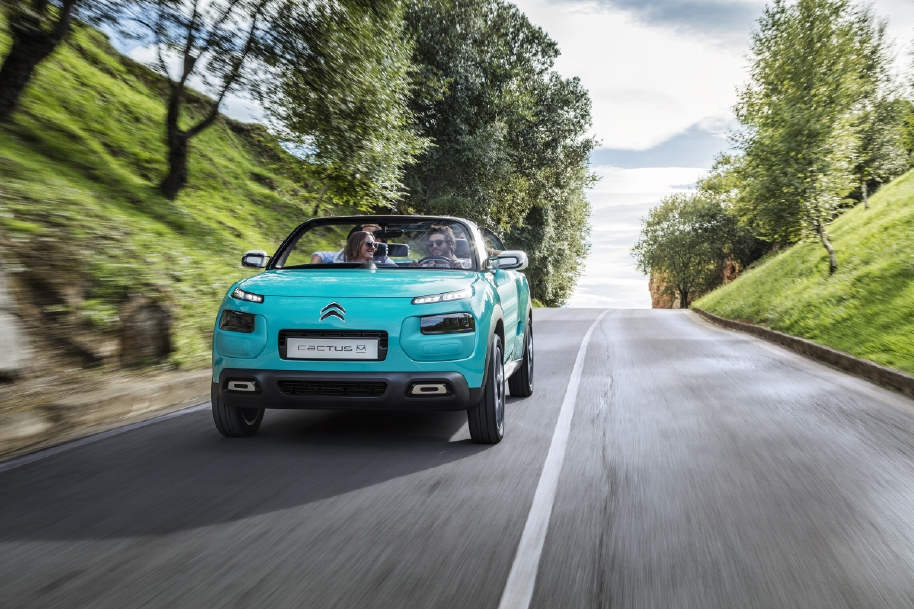 Citroën Cactus M concept : Explication de texte - Photo n°5