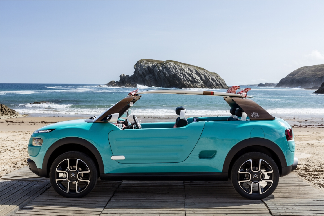 Citroën Cactus M concept : Explication de texte - Photo n°6