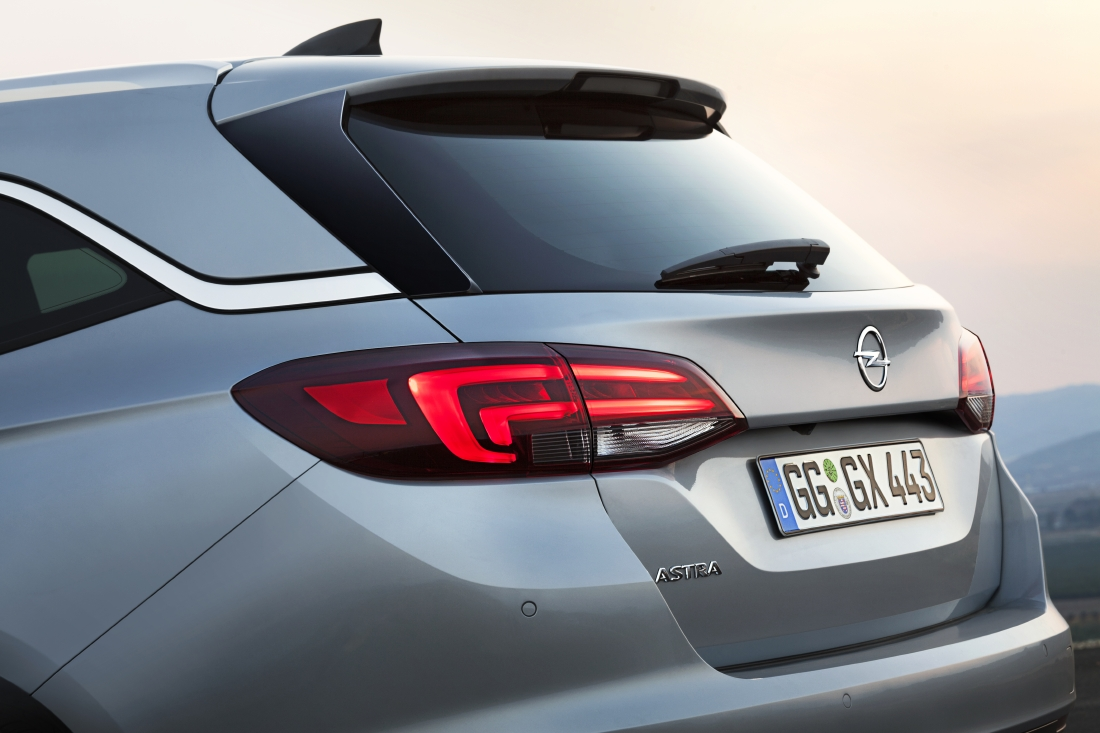 Opel Astra Sports Tourer : L'humain d'abord ! - Photo n°1