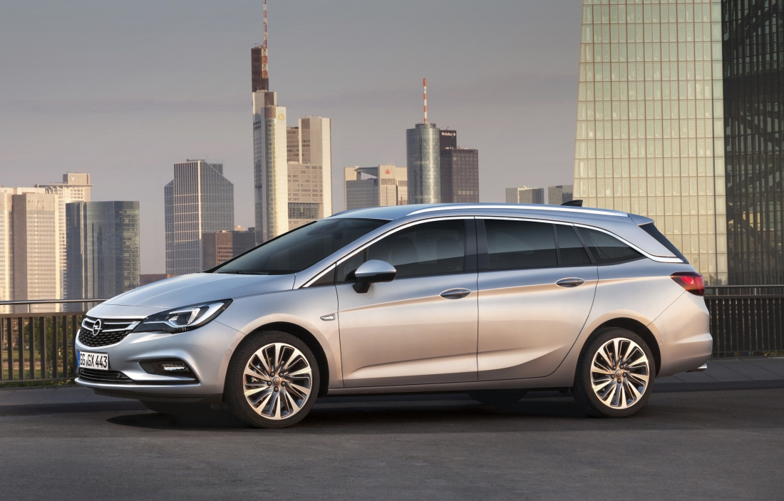 Opel Astra Sports Tourer : L'humain d'abord ! - Photo n°2