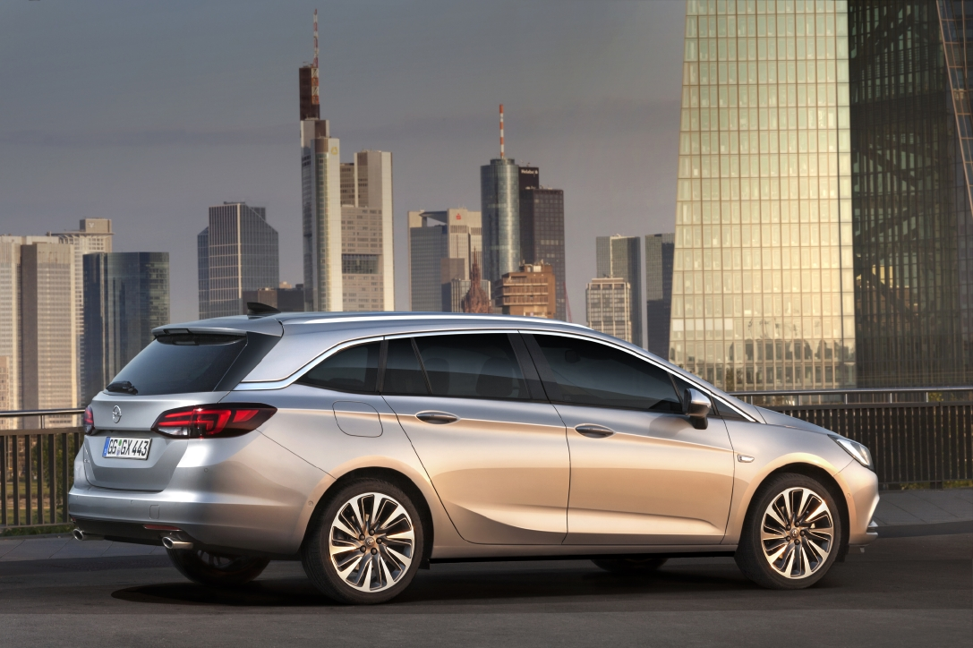 Opel Astra Sports Tourer : L'humain d'abord ! - Photo n°11
