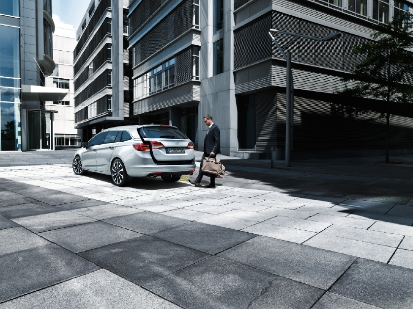 Opel Astra Sports Tourer : L'humain d'abord ! - Photo n°12