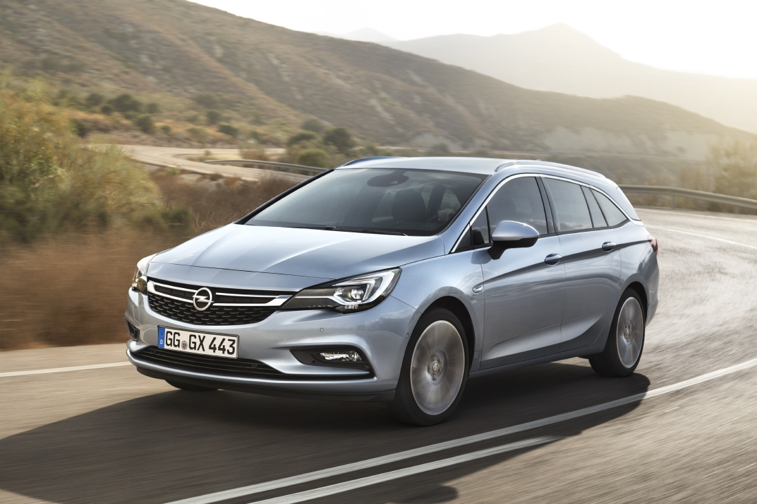 Opel Astra Sports Tourer : L'humain d'abord ! - Photo n°3