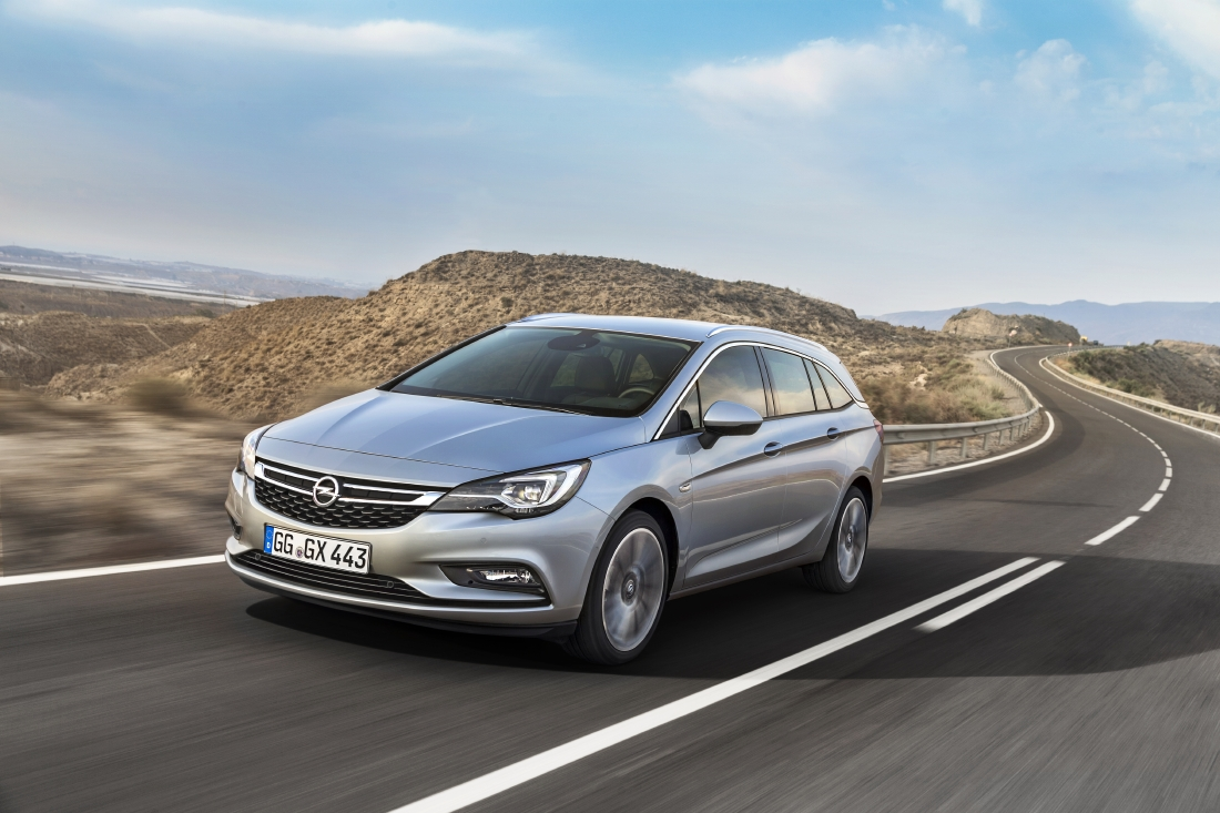 Opel Astra Sports Tourer : L'humain d'abord ! - Photo n°4