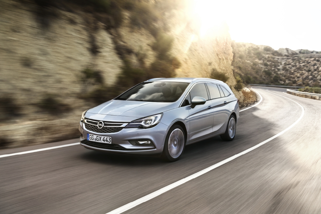Opel Astra Sports Tourer : L'humain d'abord ! - Photo n°5