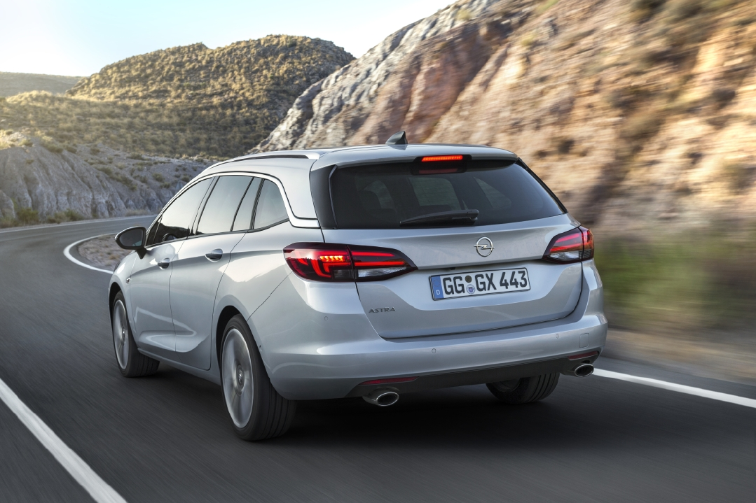 Opel Astra Sports Tourer : L'humain d'abord ! - Photo n°6