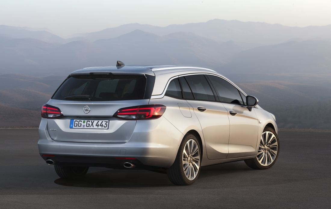 Opel Astra Sports Tourer : L'humain d'abord ! - Photo n°7