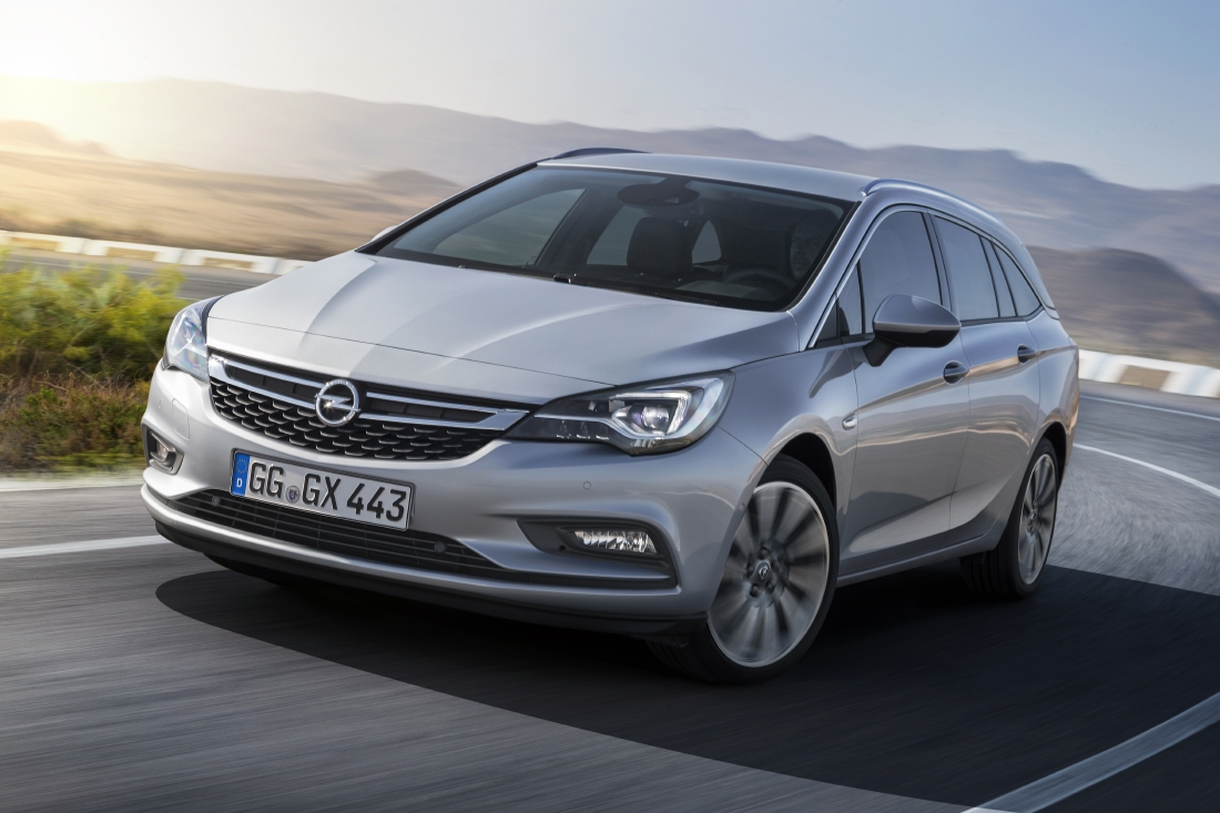 Opel Astra Sports Tourer : L'humain d'abord ! - Photo n°8
