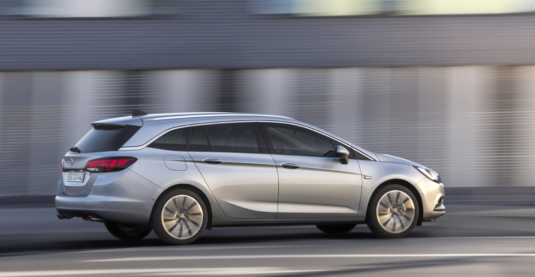 Opel Astra Sports Tourer : L'humain d'abord ! - Photo n°9